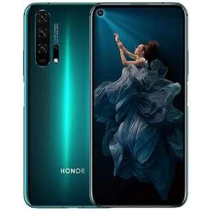 Смартфон Huawei Honor 20pro 8/128GB в бирюзовом цвете (из-за рубежа)
