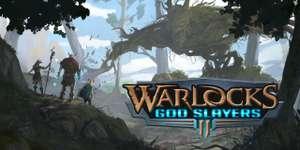 Подборка игр Eshop ч.3 (до 200р), например Warlocks 2: God Slayers