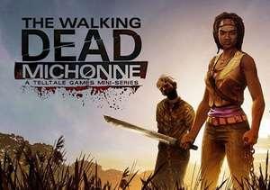 [PC] The Walking Dead: Michonne - A Telltale Miniseries (Steam ключ)