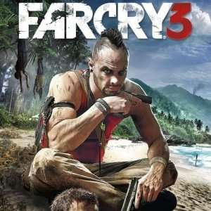 [PC] Распродажа серии игр Far Cry в Steam (например, FarCry 3)