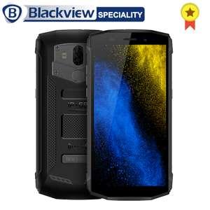 Защищенный смартфон Blackview BV5800 (с NFC) за 118$