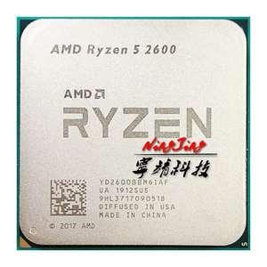 AMD Ryzen 5 2600 R5 2600 3,4 ГГц