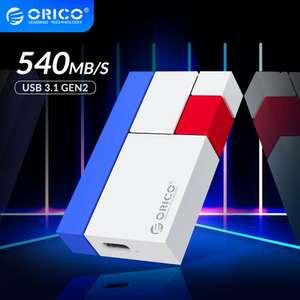 Внешний |SSD диск ORICO Chroma