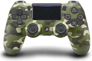 Джойстик PlayStation 4 DualShock, Камуфляжный