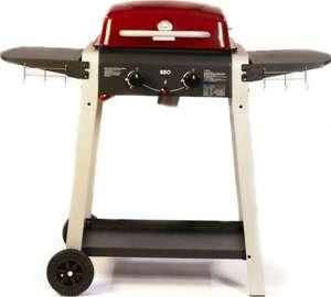 Гриль газовый двухуровневый BBQ Chef ER-8203C-2B