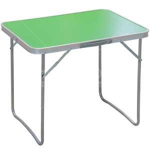 Стол складной YTFT016-70 зеленый, 70х50х60см