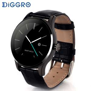 Смартчасы Diggro K88H Plus за  $33.96