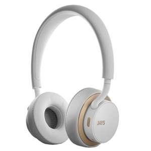 Наушники Jays U-Jays Wireless White/Gold