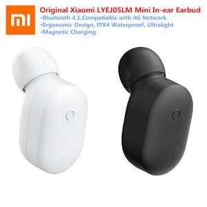 Bluetooth гарнитура  Xiaomi LYEJ05LM Mini за $14.29