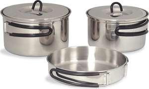 Набор походной посуды Tatonka Cook set Regular, 3 предмета