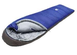 Трехсезонный спальный мешок TREK PLANET Breezy (лимит комфорта: -4°C)