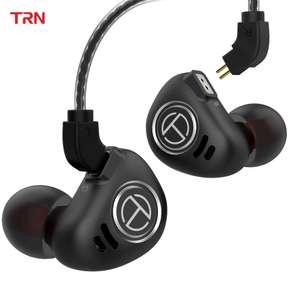 Hi-fi наушники TRN V90