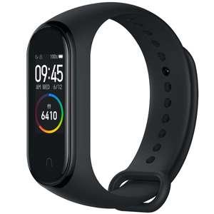 Фитнес-трекер Mi Smart Band 4 Black NFC (MGW4059RU)