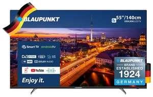 """55"""" телевизор LED Blaupunkt 55UL950T, 2 пульта, Android TV"""