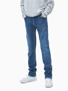 Детские облегчающие джинсы Calvin Klein