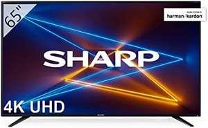 "65"" ТВ Sharp LC65UI7252E, harman/kardon 2.1"