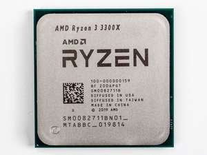 Процессор AMD Ryzen 3 3300X AM4 OEM