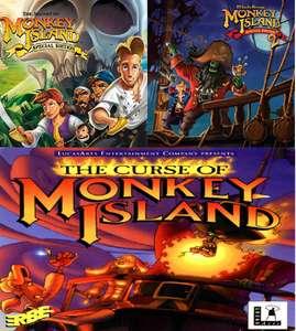 [PC] Подборка игр (напр. The Curse of Monkey Island)