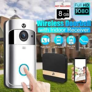 Компактный видеодомофон с ИК-подсветкой