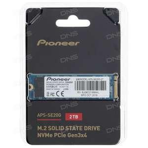 M.2 SSD NVMe Pioneer APS-SE20G-2Tb