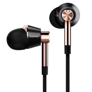 Трехдрайверные наушники 1MORE Triple Driver In-ear Headphones E1001