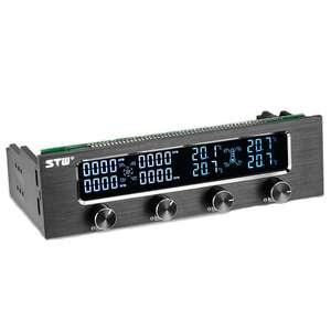 Реобас-панель Sunshine-tipway STW управления вентиляторами компьютера за $23