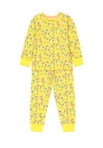 Пижама для девочек Mothercare (размер 92, 98, 104)