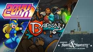 [PC] 20XX, Barony и Superbrothers: Sword & Sworcery EP бесплатно
