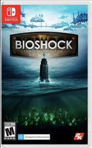 [Switch] Игра Bioshock The Collection (картридж)