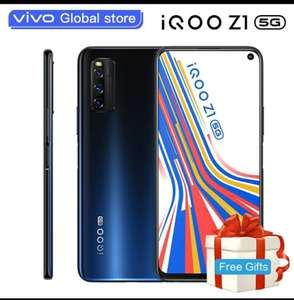 Смартфон vivo iQOO Z1 6/128 (5G, 144 Гц)