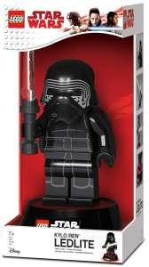 Фонарь-игрушка LEGO лампа Kylo Ren Star Wars