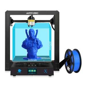 3D-принтер Mega X с нитью PLA 1 кг