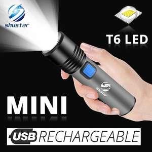 Shustar Перезаряжаемый фонарик