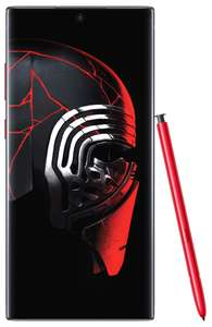 Смартфон Samsung Galaxy Note 10+ 12/256Gb Star Wars edition Black