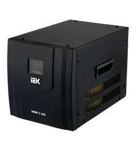 Стабилизатор напряжения однофазный IEK Home СНР1-0-5