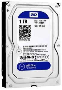 Жесткий диск WD Blue 1TB WD10EZEX