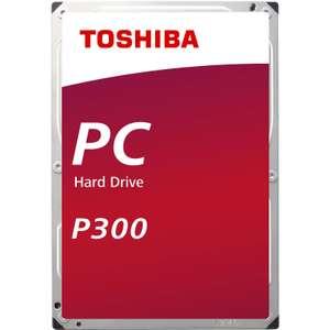 """Жесткий диск HDD Toshiba P300 HDWD240UZSVA 4Тб, SATA III, 3.5"""""""