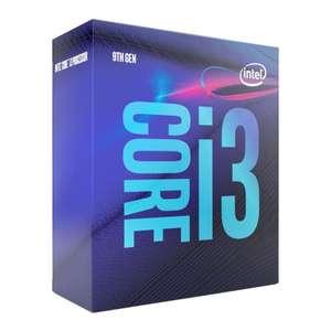 Процессор INTEL Core i3 9100F BOX