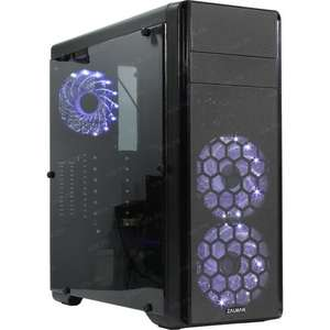 Корпус ATX Zalman N3 чёрный