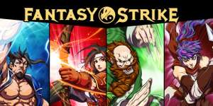 Fantasy Strike ( Nintendo switch )