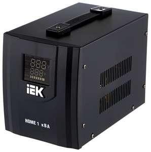 Стабилизатор напряжения однофазный IEK Home СНР1-0-1 кВА