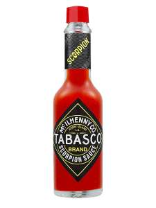Соусы Tabasco (например Scorpion, 60мл)