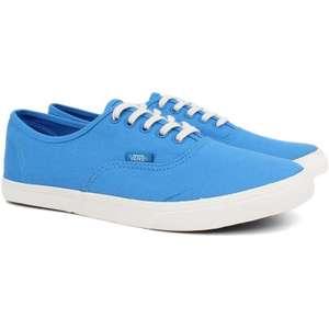 -10% доп. на обувь со скидкой (например, женские кеды VANS Authentic Lo Pro)