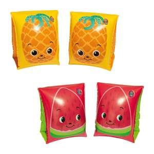 Нарукавники для плавания bestway фрукты
