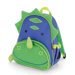 """Детский рюкзак Skip Hop Zoo Pack """"Динозавр"""" (28х13х30 см)"""