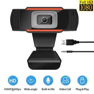 Веб-камера HD/FHD для стримов и конференций