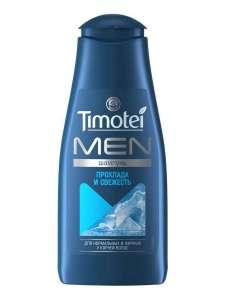 Шампунь для мужчин Прохлада и свежесть 400 мл, TIMOTEI