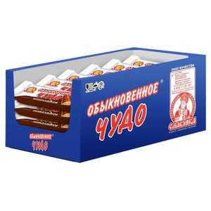 Батончик Обыкновенное Чудо шоколадное 55г ,24 штуки (1шт = 14₽)