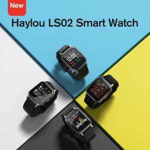 Смарт-часы Haylou LS02 (до 30 дн. автономность, 12 режимов, IP68)