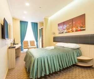 Двухместный номер в гостинице Congress Hotel Krasnodar (январь - июль 2021)